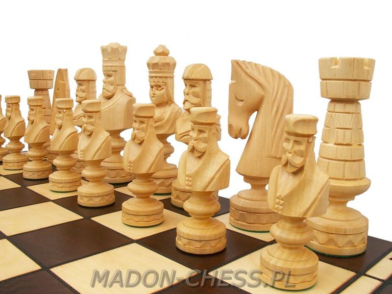 Сделать шахматы из дерева своими руками 73